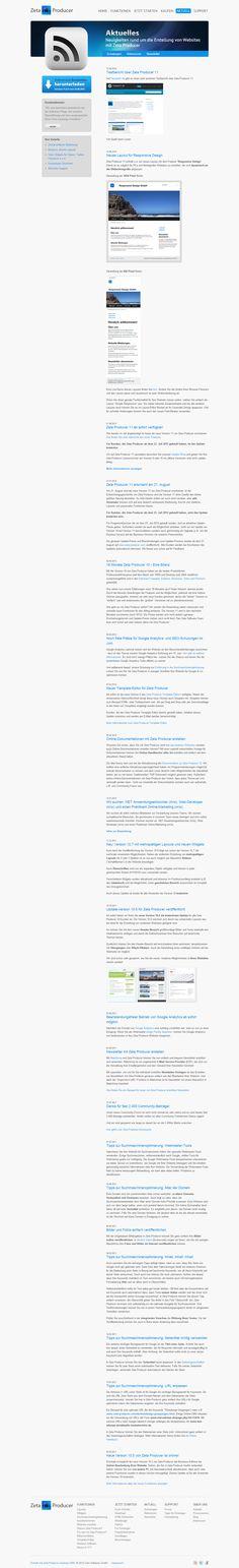 Business Homepage