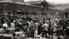 Les Halles 1929