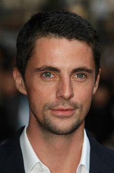 This is my favourite picture of Matthew Goode today. Matthew Goode growing his beard ready for filming 'Leap Year' is a thing of beauty. You can see Declan starting to appear. [BFI 2009 - yes I probably got the timing wrong and he just didn't shave...