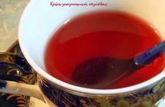 Κρήτη:γαστρονομικός περίπλους: Κανελάδα (σιρόπι κανέλας) Greek Recipes, Dip Recipes, How To Make Jam, Tasty, Herbs, Sweets, Drinks, Cocktails, Drinking