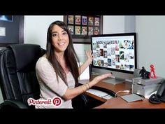 ¿Qué es y cómo se usa Pinterest? - YouTube Interesante para poner al principio de la sesión