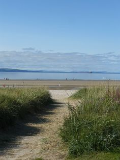 to Nairn beach, on the beautiful Moray Firth