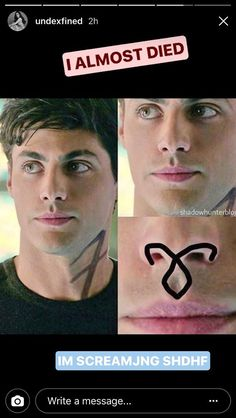 #aleclightwood #shadowhunters