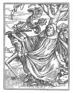 Holbein's Danse Macabre