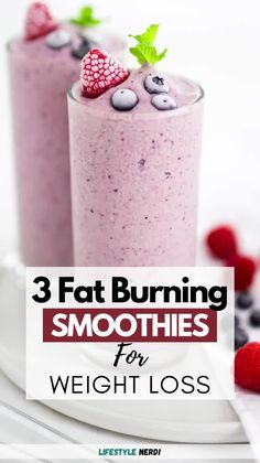 Learning how to lose weight fast but still want to drink smoothies, in this post I will share the best weight loss smoothies that I've used personally.If you want to lose weight fast, I think you should perhaps check out my other post on a fast weight loss post. Fat Burning Smoothies, Fat Burning Drinks, Fat Burning Foods, Weight Loss Smoothies, Smoothie Drinks, Smoothie Bowl, Healthy Smoothies, Smoothie Recipes, Super Green Food