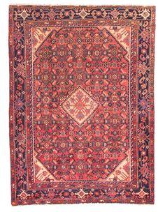 Enjelas Perser Handgeknüpft orientalisch Teppich 194 x 130 cm carpet