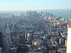 Manhattan, New York. The best in theater, shopping, restaurants, etc. New York City is Chicago on steriods! New York Vacation, Vacation Spots, Vacation Ideas, Mondrian, Empire State Building, New York City Tourism, Soho, New York Tours, Amazing Destinations
