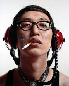 Painting, Kang, Kang - Hoon.  Modern Boy-1987's old sound 1