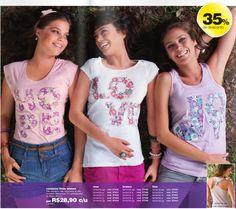 Camisetas three wishes. Hope / Love / Joy Tamanho: PP / P / M / G / GG Em polialgodão. Fale comigo: muitomaisbelcorp@gmail.com facebook.com/muitomaislbel Cyzone - agosto/2013