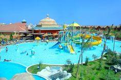 Lekker genieten van de nazomer in Egypte! En natuurlijk elke dag lol in het Aqua park waar je je geen moment gaat vervelen!