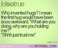 Ugh.. it HAD to be SO awkward! Lol
