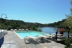 Montes de charme turismo rural, piscina panorâmica