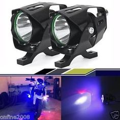 15w cree xml t6 led spotlight motocicleta conduccion antiniebla spot cabeza luz lampara - Categoria: Avisos Clasificados Gratis  Estado del Producto: NewStores 15W CREE XML T6 LED Spotlight Motorcycle Driving Fog Lamp Spot Head Light LampDescription:Topgrade CREE XMLT6 lamp beads, high brightness, powerful beam of light can be seen clearly at night drivingPower saving Night driving is more fuelefficient, safer, and definitely not cause storage battery deficit, battery protectionFlower shape…
