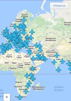 Máme seznam hesel k wifi na letištích celého světa.