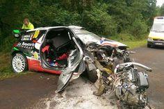 Panzerplatte -  Rali da Alemanha 2016 - Citroen DS3 WRC de Stephane Lefebvre
