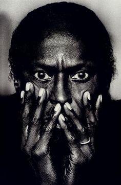 Miles Davis, by Anton Corbijn
