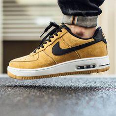 NIKE Air Force 1 Elite #wheat #kicks