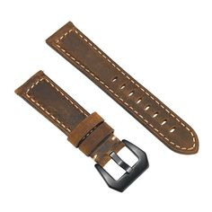 60f29f7de53 For Samsung Gear S3 Frontier   Classic Watch Genuine leather Band 22mm  Universal Quick Release Spring