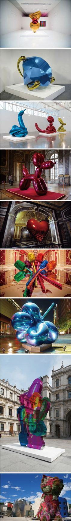 I Like Art / Jeff Koons #art #cool