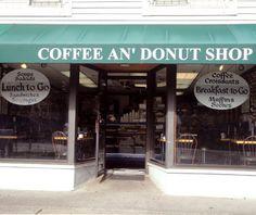 coffee an,  westport, ct