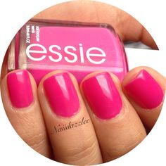 Secret Story by Essie is the most gorgeous pink polish   naiildazzleeEssie Secret Story