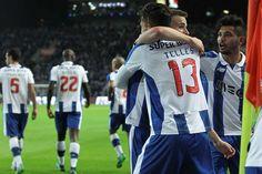 F.C. Porto e Benfica empatam no Dragão