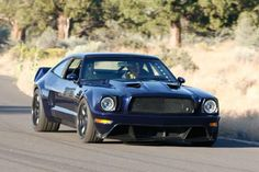 World's Wildest Mustang II. Is it an Evolution or Revolution?