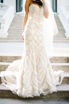 Enaura bridal ..... Oh my!!!! I'd have to have this dress on my big day.... Maybe I'd add some little sleeves to it