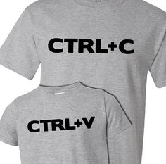 Hey, I found this really awesome Etsy listing at http://www.etsy.com/listing/110367489/matching-funny-take-on-ctrl-c-and-ctrl-v