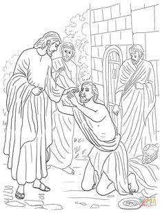 26 Best JESUS HEALS THE BLIND MAN !!! images in 2013