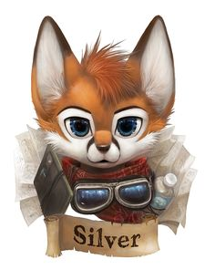 Badge for EF by Silverfox5213 on DeviantArt