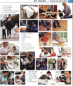 English vocabulary - On a Construction Site. Vocabulary with ...