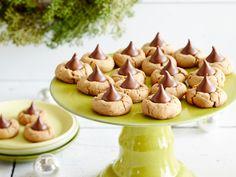 Peanut Butter Blossoms Recipe : Nancy Fuller : Food Network - FoodNetwork.com