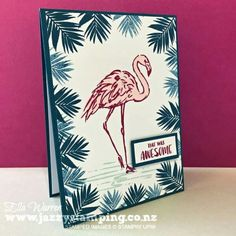 Fabulous Flamingo by Ella Warren