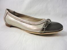 AGL Shoe Silver