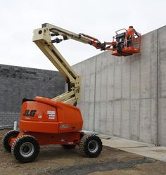 (512) 956-5499 - Whether you're venturing on or off rough terrain, the JLG Boom Lifts lets you reach higher and get to your work faster. Platform heights up to 86 ft. Buy aerial work platforms in San Marcos TX, aerial work platforms in San Marcos TX, San Marcos aerial equipment rental, San Marcos TX aerial equipment rental, aerial work platforms and aerial work platform rental San Marcos, aerial lift and, aerial lift rental, aerial work platform, work platforms in San Marcos.