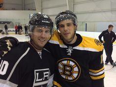 Mike Richards, Tyler Seguin