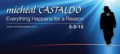 Italian artist Michael Castaldo's new single 'Everything Happens For A Reason'