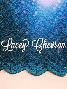 Creatively Sassy Lacey Chevron; if you click on the picture it now takes you to the tutorial :) picture credit: http://www.creativelysassy.com/2014/02/knit-two-learn-something-new-lacey.html