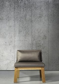 Concrete Wallpaper by Piet Boon CON-05 900 x 48.7 cm 1 Roll Non-Woven Back Wallpaper, Grey: Amazon.co.uk: Kitchen & Home