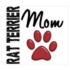 Rat Terrier Mom, yep, that's me!