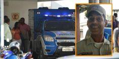 Santo Estevão - Policial Militar morre após tentativa de assalto em casa lotérica