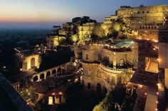 Private 8-Day Rajasthan Tour from Delhi Including Udaipur, Neemrana and Lake Pichola Experience the best of colorful and exotic Rajasthan by visiting the state's major historical sites as well as the more remote, offbeat gems. This 8-day private adventure includes overnight stays at beautiful heritage hotels, a camel safari, a tour of Khimsar Fort, a boat ride on Lake Pichola, a jeep excursion to remote tribal areas, and more. Private transportation, two meals a day, and a pr...