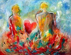 abstracte schilderkunst