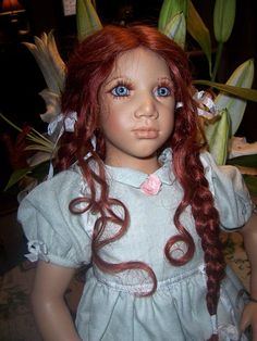 Rare Retired Collectible Himstedt Doll - Marlie via Etsy