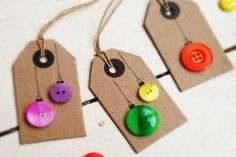 Willow Bee Inspired: Gift Giving No. 8 - Tags, Tags, Tags the Gift Topper