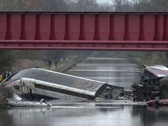 DERUWA: TGV bei Straßburg entgleist – mehrere Tote