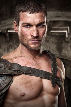 Spartacus! I tried to watch the new season, it just isn't the same without Andy Whitfield.