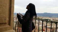 En la catedral de Murcia.