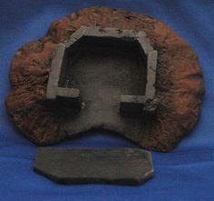 HC miniaturen oorlogsspel terrein FOW - vlammen van oorlog compatibel 15mm WWII Bunker. Deze post bestaat uit een HC miniaturen War Gaming terrein FOW - vlammen van oorlog compatibel 15mm WWII Bunker, dit item bestaat uit hars en komt ongeverfd. Dit zou een geweldige aanvulling op elke collectie maken. Ontwerp van dit item is door Bundy Designs. Zorg ervoor dat u ons toevoegt aan uw lijst met favorieten of volg ons op Facebook.